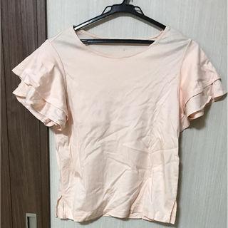 G UフリルTシャツ