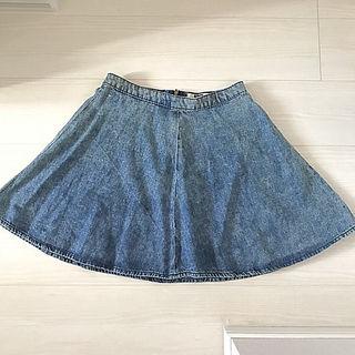 ベルシュカ(Bershka)のデニムスカート ミニスカート
