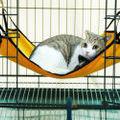 新品猫ちゃん用 ハンモックピンク