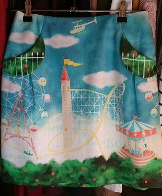 フランシュリッペ 可愛いタイトスカート