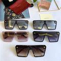 グッチ紫外線カット男女兼用メガネ サングラス