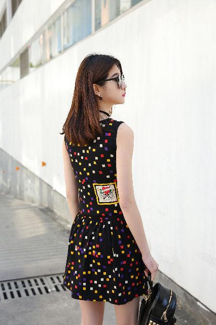 Edhardy ワンピース 刺繍カッコイイファッション
