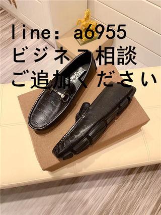 フェラガモ紳士靴スニーカー ローファーモカシン
