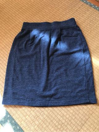 アースミュージックエコロジー 膝丈スカート