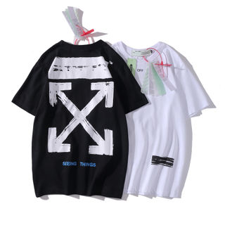 offwhite激安セール春新入荷半袖Tシャツ#57