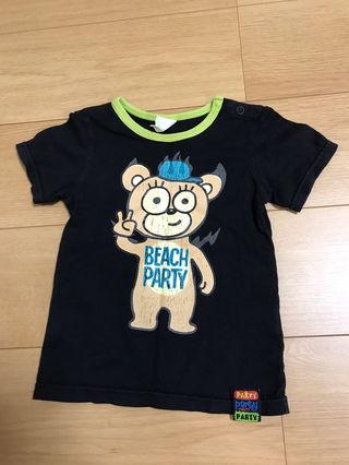 PARTYPARTYTシャツ