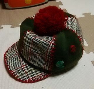 hushush帽子