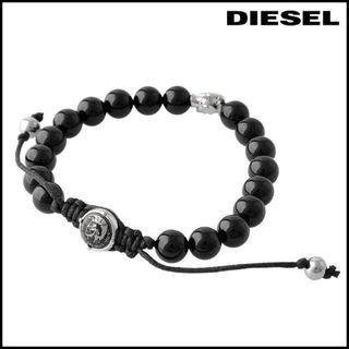 ディーゼル DX1070040 ビーズ メンズ ブレスレット