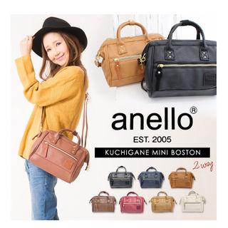 【送料無料】anello アネロ ショルダバッグ レディース