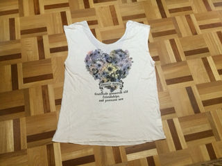 ALBUMのフラワーハートTシャツ  Mサイズ