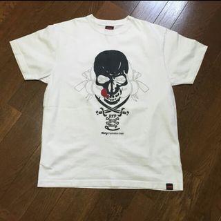CRIMIE ミルキーフェイスTシャツ