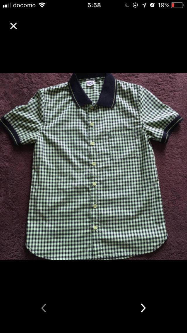 ロデオの半袖チェックシャツ!(RODEO CROWNS(ロデオクラウンズ) ) - フリマアプリ&サイトShoppies[ショッピーズ]