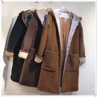 注目された美品  ロングコート 色選択可