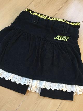 Jassie スパッツ付きスカート