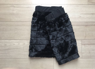 ファー スカート