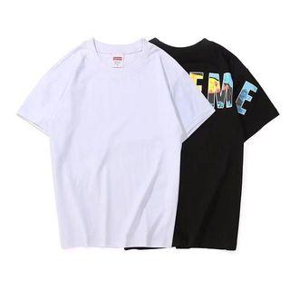 2着6500円!人気品 カップル Tシャツ 国内発送