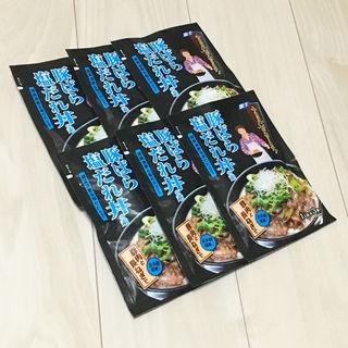 計18人前・定価972円 豚ばら塩だれ丼の素/富士食品工業