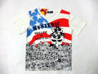 ヒステリックミニ  人気 子供tシャツ