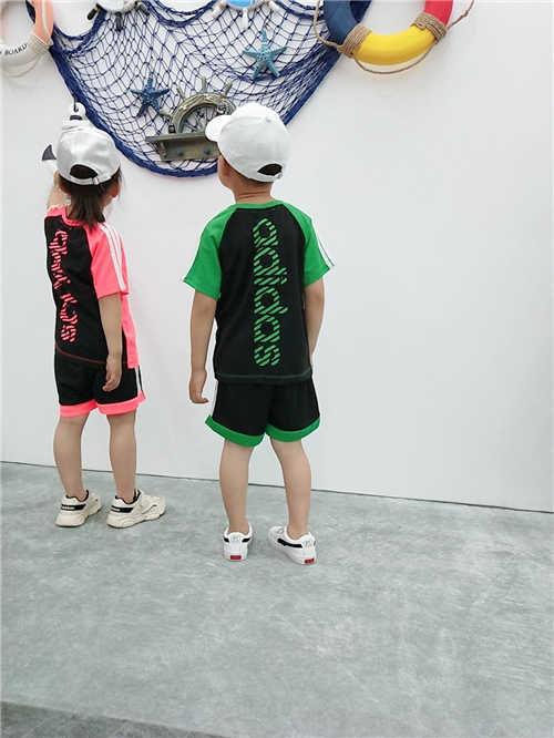 4479 子供服 上下セット服 kids