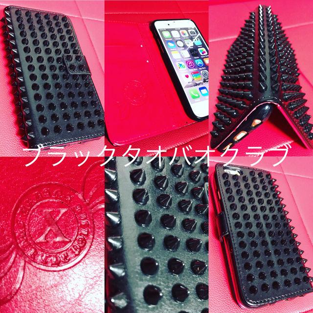 92cde62052 iPhone6ケース スタッズ - フリマアプリ&サイトShoppies[ショッピーズ]
