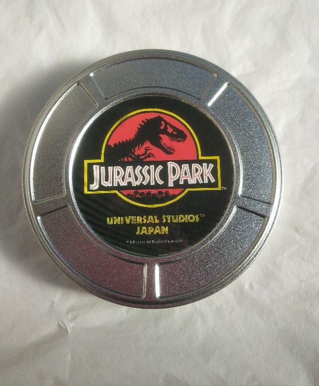 ジェラシックパーク 空き缶