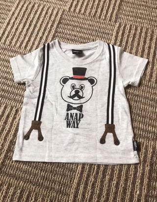 ANAP Tシャツ