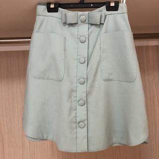 美品 リランドチュール ミニスカート