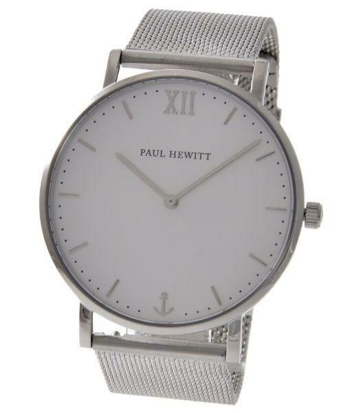 ポールヒューイットPH-SA-S-St-W-4Sメンズ腕時計 - フリマアプリ&サイトShoppies[ショッピーズ]