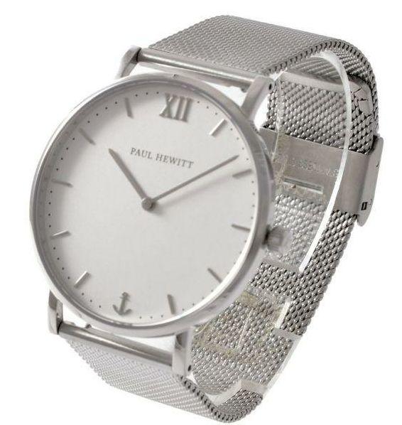 ポールヒューイットPH-SA-S-St-W-4Sメンズ腕時計