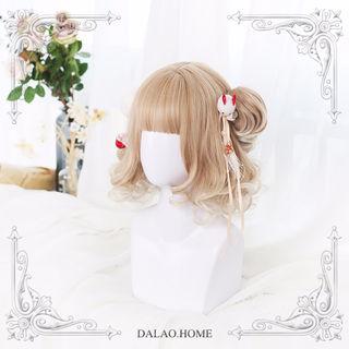 「Lilith」lolita かつら ネット カール