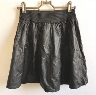 未使用 CHUXXX レザースカート ミニスカート 美品