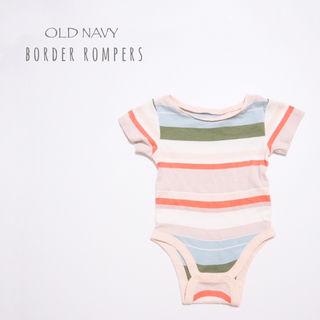 【OLD NAVY】ロンパース
