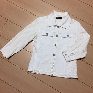 CRYX・SPS 白Gジャン/デニムジャケット