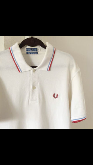 【FRED PERRY】重宝定価14000円ポロシャツ