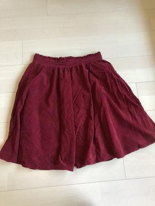 イーハイフン スカート
