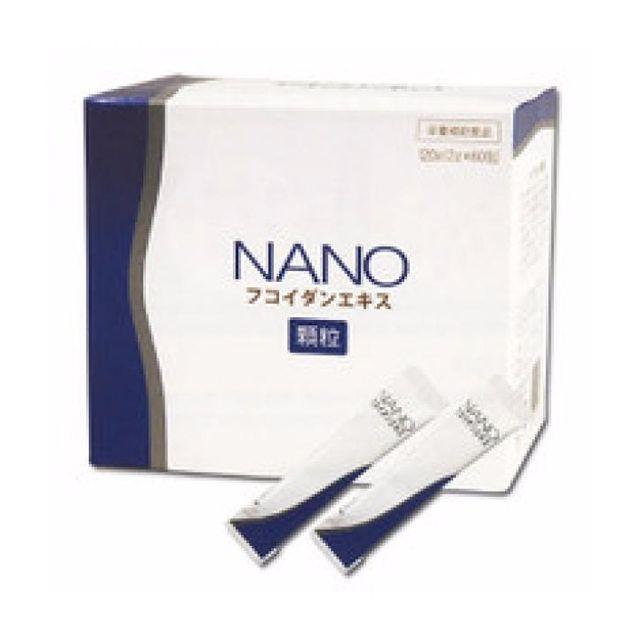 ナノフコイダン顆粒(2g×60包)