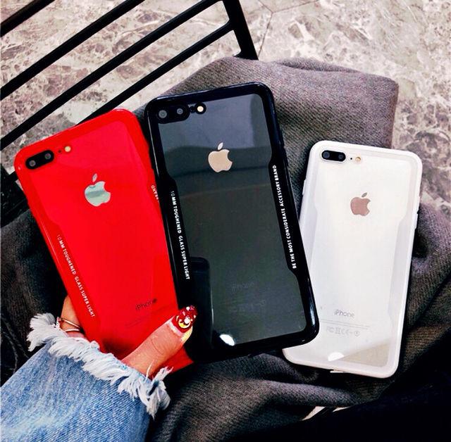 クリアーカラー スクエア 新品未使用 iPhoneケース - フリマアプリ&サイトShoppies[ショッピーズ]