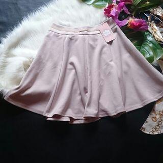 新品!タグ付き!LDプライム春色フレアミニスカート
