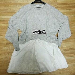 ZARA ワンピース