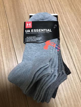 【アンダーアーマー】靴下6足セット