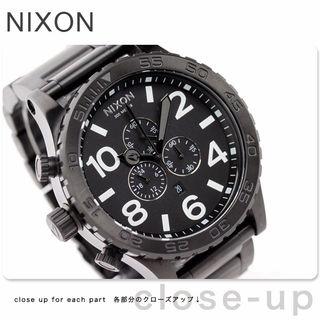 ニクソン 51-30 腕時計 A083-001?