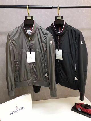 モンクレール秋の人気新作登場 素敵なジャケット 4色有り