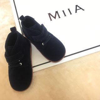 16センチ 靴 ネイビー 新品