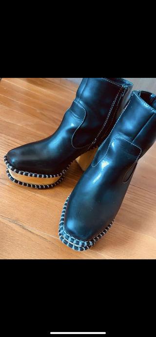 moussy ブーツ