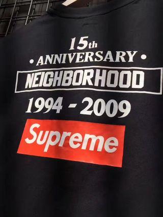 Neighborhood×Supremeの人気コラボ