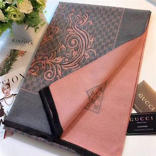 GUCCI新作 スカーフ 品質保証 3色 女性用 秋冬用
