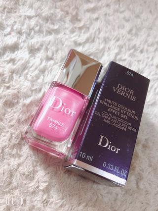 Dior ネイルエナメル