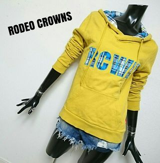 RODEO CROWNS*トレーナー