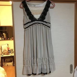 アクシーズファム ワンピースドレス