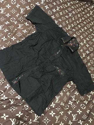 P風 Yシャツ メンズ